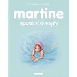 Martine - Martine apprend à nager