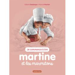 Martine : Je commence à lire - Martine et les marmitons
