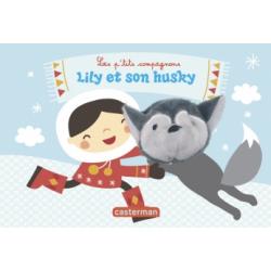 Lily et son husky
