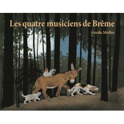 Les quatre musiciens de Brême