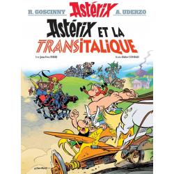 Astérix - Tome 37 - Astérix et la Transitalique