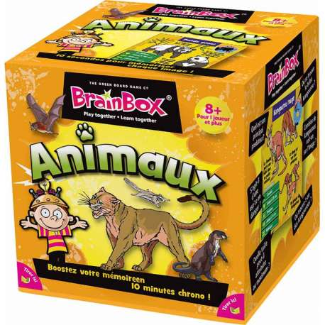 Brain Box : Animaux