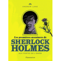 Les premières aventures de Sherlock Holmes - Tome 4
