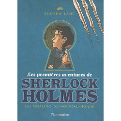 Les premières aventures de Sherlock Holmes - Tome 2