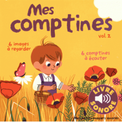Mes comptines Tome 2