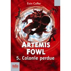 Artemis Fowl - Tome 5