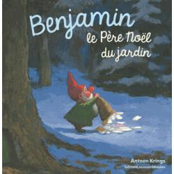 Benjamin le Père Noël du jardin