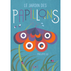 Le jardin des papillons - Pop'up !