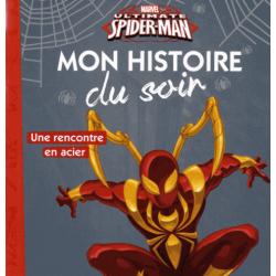 Ultimate Spiderman - Une rencontre en acier
