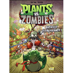 Plants vs. zombies - Tome 7 - Bataille extravaganza !
