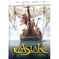 Aslak - Tome 1 - L'Œil du monde
