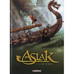 Aslak - Tome 2 - Le Mât du milieu