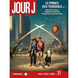 Jour J - Tome 31 - Le prince des ténèbres 3/3