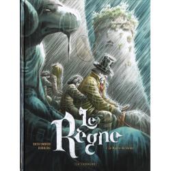 Règne (Le) - Tome 2 - Le Maître du Shrine