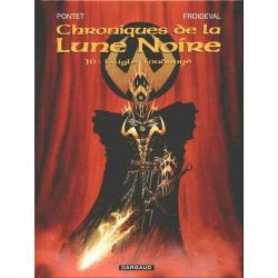 Chroniques de la Lune Noire - Tome 10 - L'Aigle foudroyé