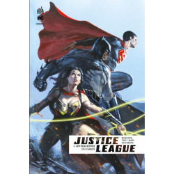 Justice League Rebirth - Tome 1 - Les Machines du chaos