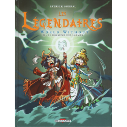 Légendaires (Les) - Tome 20 - World Without