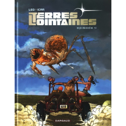 Terres Lointaines - Tome 4 - Épisode 4
