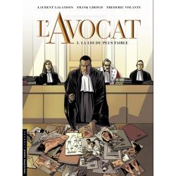 Avocat (L') - Tome 3 - La loi du plus faible