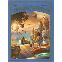 Voyage Extraordinaire (Le) - Tome 4 - Tome 4 - Les Îles mystérieuses - 1/3