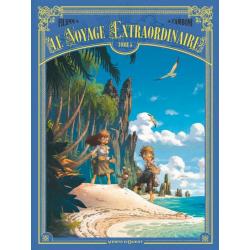 Voyage Extraordinaire (Le) - Tome 5 - Tome 5 - Les Îles mystérieuses - 2/3