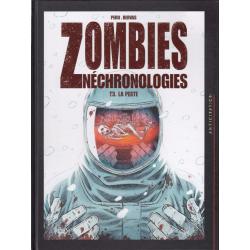 Zombies Néchronologies - Tome 3 - La peste