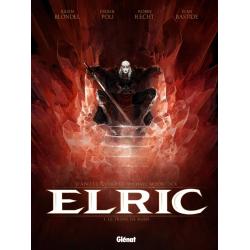 Elric (Blondel/Poli/Recht) - Tome 1 - Le Trône de rubis