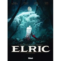 Elric (Blondel/Poli/Recht) - Tome 3 - Le Loup blanc