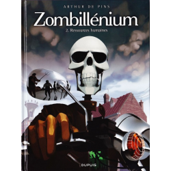 Zombillénium - Tome 2 - Ressources humaines