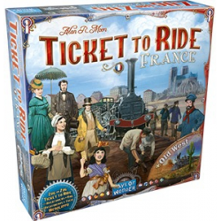 Les Aventuriers du Rail : France & Old West