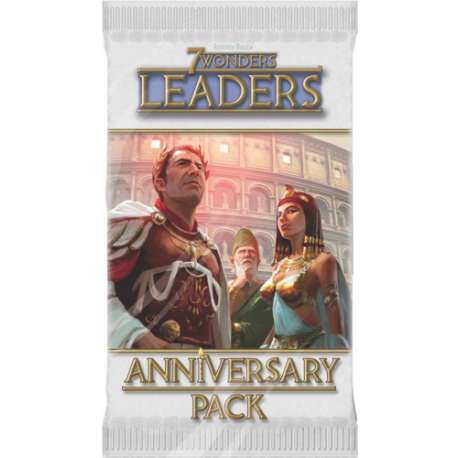 7 Wonders : Leaders (Pack Anniversaire)