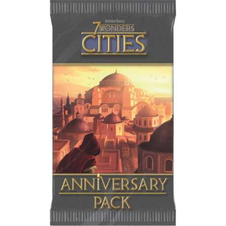 7 Wonders : Cities (Pack Anniversaire)
