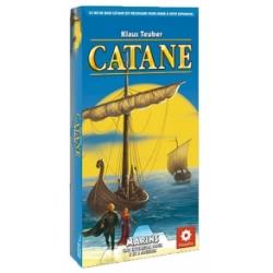 Catan : Extension Marins 5 et 6 joueurs