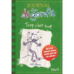 Journal d'un dégonflé - Tome 3