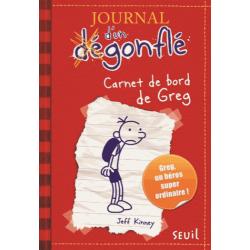 Journal d'un dégonflé - Tome 1