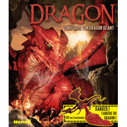 Dragon - Construit ton dragon géant