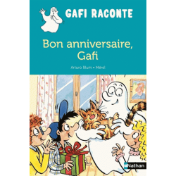 Bon anniversaire, Gafi !