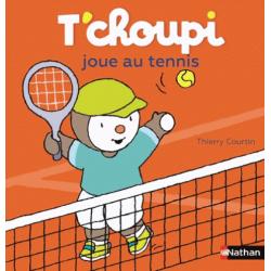 T'choupi joue au tennis
