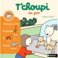 T'choupi au zoo