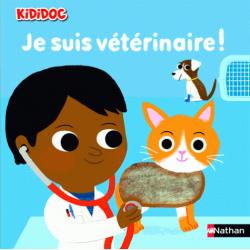 Je suis vétérinaire !