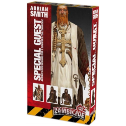 Zombicide : Special Guests Adrian Smith