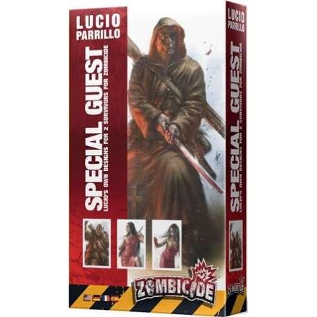 Zombicide : Special Guests Lucio Parrillo