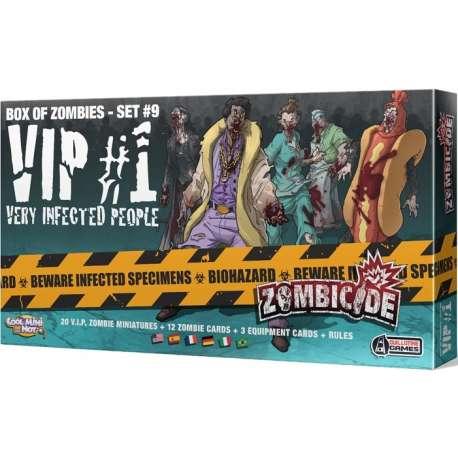 Zombicide : VIP #1