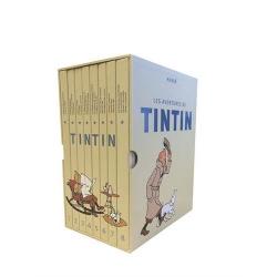 Tintin - Coffret intégral 2017