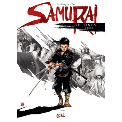 Samurai Origines - Tome 1 - Takeo