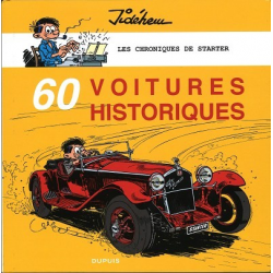Starter - 60 voitures historiques