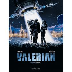 Valérian et Laureline (L'intégrale) - Tome 3 - L'intégrale, volume 3
