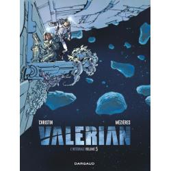 Valérian et Laureline (L'intégrale) - Tome 5 - L'intégrale, volume 5