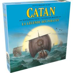 Catan : La Légende des Pirates