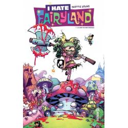 I Hate Fairyland - Tome 1 - Le Vert de ses cheveux